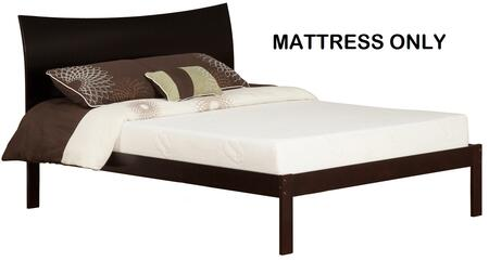 """Atlantic Furniture M4611 Siesta Memory Foam Mattress 7"""" Size with 2"""" Thick 3 LB Visco Memory Foam Top Layer, Machine Washable Cover and Wear Resistant"""
