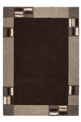 Citak Rugs 7400-075X Onyx Collection - Stone - Black Granite