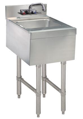 Advance Tabco SL-HS Underbar Hand Sink with Splash Mount Faucet