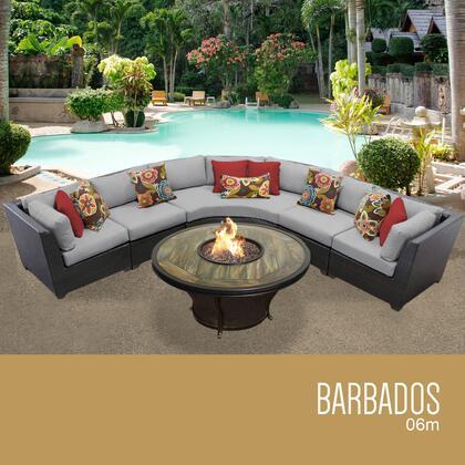 BARBADOS 06m GREY