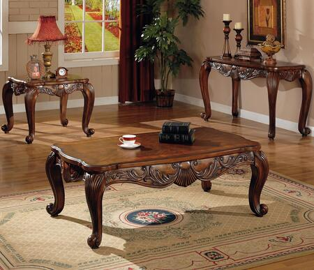 Coaster 700468CES Venice Living Room Table Sets
