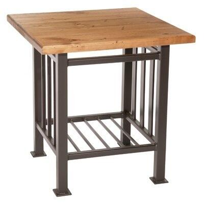 Stone County Ironworks 901-152 Mission Side Table