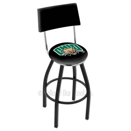 Holland Bar Stool L8B430UNIVOH Residential Vinyl Upholstered Bar Stool