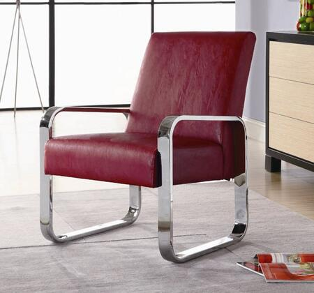 Coaster 900313  Vinyl Accent Chair