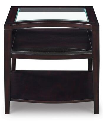 Magnussen T194503 Areva Series Transitional  End Table
