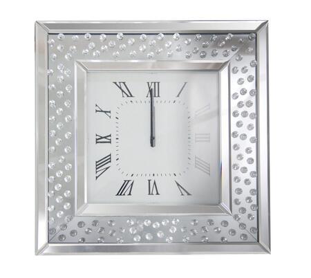 Acme Furniture Nysa Clock