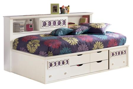 Signature Design by Ashley B131518285 Zayley Series  Twin Size Storage Bed
