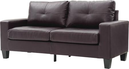 Glory Furniture G464AS Newbury Series Modular Faux Leather Sofa
