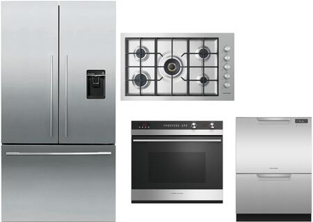 Fisher Paykel 736482 Kitchen Appliance Packages
