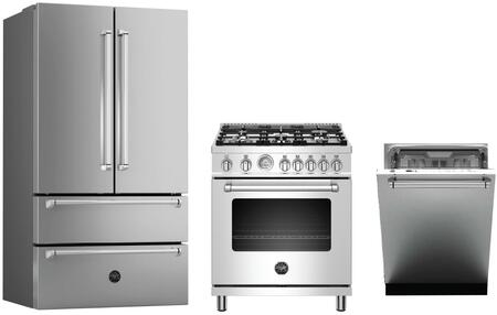 Bertazzoni 743416 Kitchen Appliance Packages