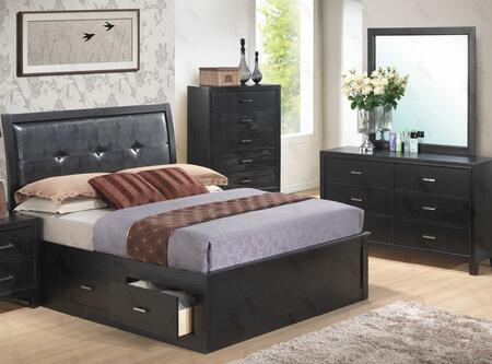 Glory Furniture G1250BTSBDM G1250B Twin Bedroom Sets
