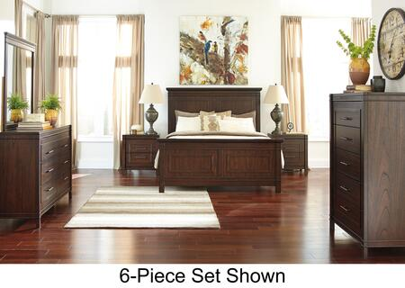 Signature Design by Ashley B508KPBDMN Timbol King Bedroom Se