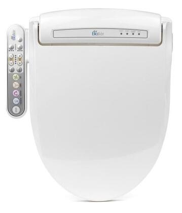 Bio Bidet BB-800 Prestige Elongated Bidet Toilet Seat, White