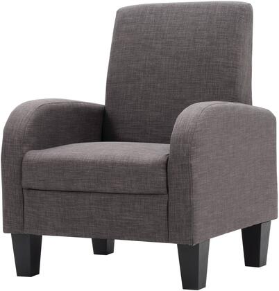 Glory Furniture G274C Newbury Series Armchair Fabric Accent Chair