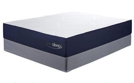 Sierra Sleep M97331M81X32 11 Inch Gel Memory Foam Queen Matt