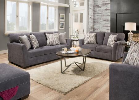 Lane Furniture Pacific 4 PC Set