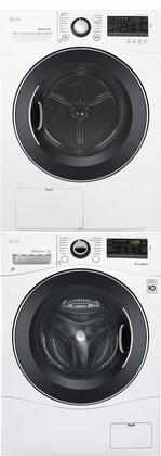 LG 705988 Washer and Dryer Combos