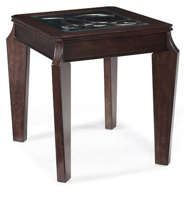 Magnussen T203403 Ombrio Series Traditional  End Table