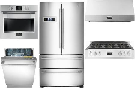 Fulgor Milano 720030 600 Kitchen Appliance Packages