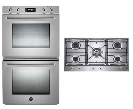 Bertazzoni 347027 Professional Kitchen Appliance Packages