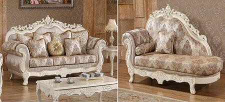 Meridian 691SCH Serena Living Room Sets