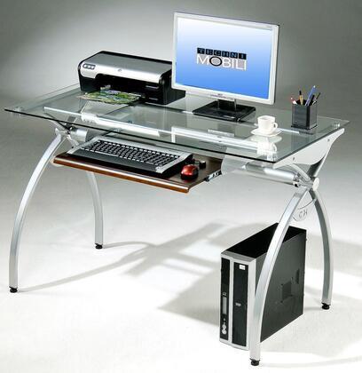 RTA Products RTA00397BGLS Computer  Desk