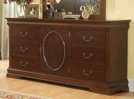Meridian LEGACYD Legacy Series Wood Dresser
