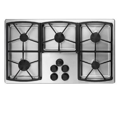 Dacor SGM365SLPH Classic Series Liquid Propane Sealed Burner Style Cooktop