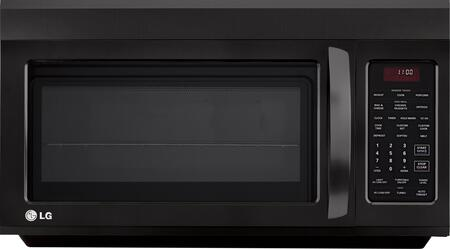 LG LMV1814SB 1.8 cu. ft. Capacity Over the Range Microwave Oven |Appliances Connection