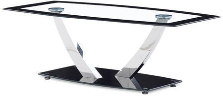 Global Furniture USA T716C Modern Table