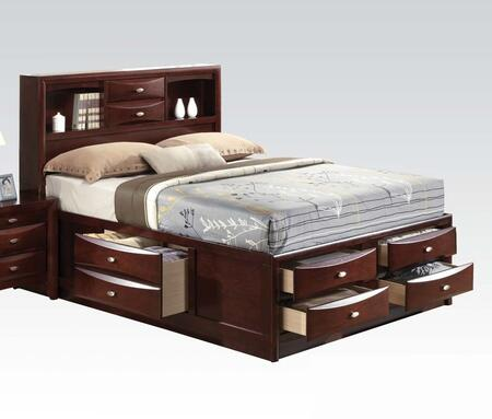 Acme Furniture 21590F Ireland Series  Full Size Platform Bed