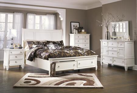 Milo Italia BR768QSBDMN Hanson Queen Bedroom Sets