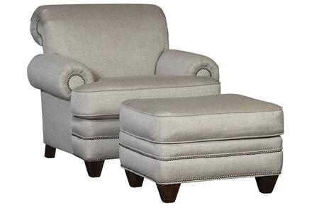 Chelsea Home Furniture Jan Series 392377F4050GRHW Front