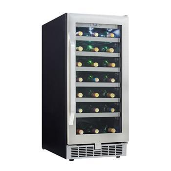 "Danby DWC93BLSST 14.94"" Built-In Wine Cooler"