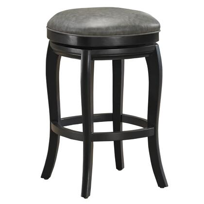 American Heritage 111160 Residential Bonded Leather Upholstered Bar Stool