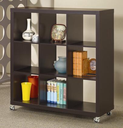 Coaster 800085 Wood  Bookcase
