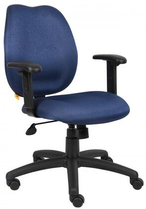 "Boss B1014BE 26"" Adjustable Contemporary Office Chair"