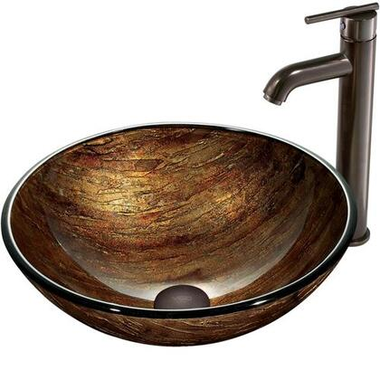 Vigo VGT172 Oil Rubbed Bronze Bath Sink