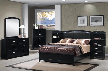 Coaster 202101T Sasha Series  Bed