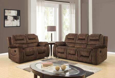Global Furniture U97370D097RSRLS U97370 Living Room Sets