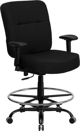 "Flash Furniture WL735SYGBKADGG 28.5"" Contemporary Office Chair"