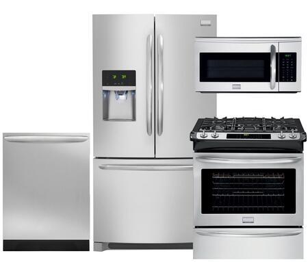Frigidaire FG4PCFSFDCD30GFISSKIT1 Gallery Kitchen Appliance