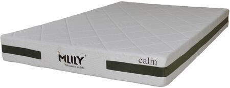MLily CALM8CK Calm Series California King Size Memory Foam Top Mattress