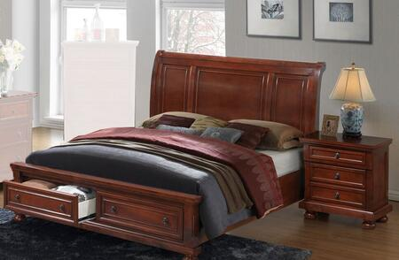 Glory Furniture G7010aqbn G7010 Queen Bedroom Sets Appliances