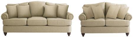 Bassett Furniture 3999FCFC1202SL Barclay Living Room Sets