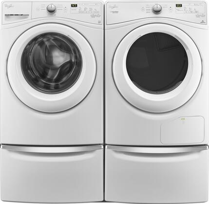 Whirlpool 729371 Washer and Dryer Combos