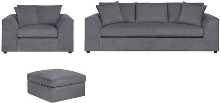 Bassett Furniture 3943FCFC1499SCO Uptown Living Room Sets