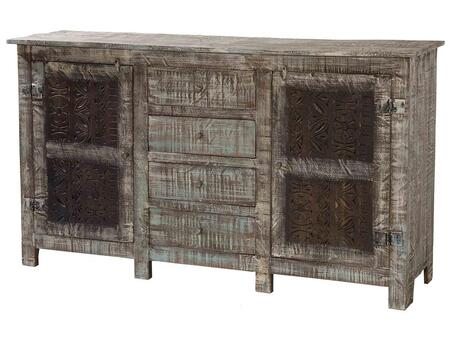 Stein World 12330 Freestanding Wood 4 Drawers Cabinet