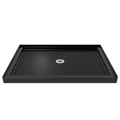 DreamLine SINGLE THRESHOLD BASE LP Black Finish