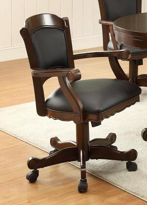 Coaster 100872 Turk Series  Wood Gaming Chair
